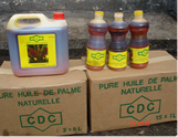 Bottled Palm Oil